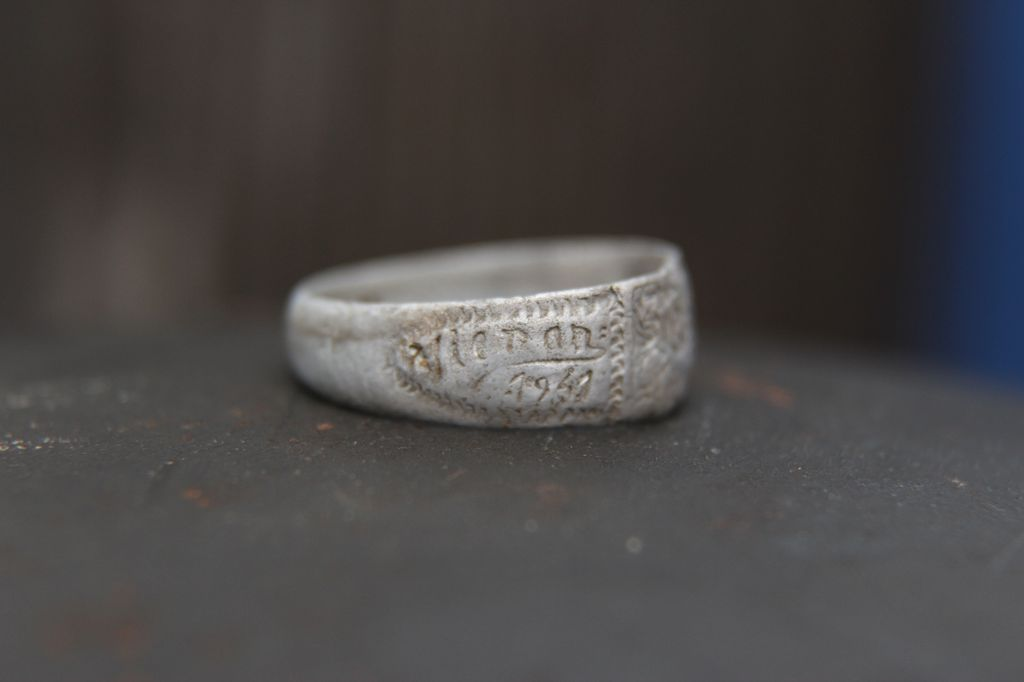 Ring Finnish volunteer 1940-1942
