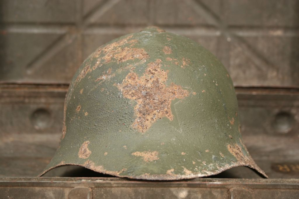 Soviet Helmet M-36 in good condition